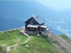 Kellerjoch Hütte (2.237 m)