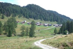 Village de Egger Alm (1.422 m)