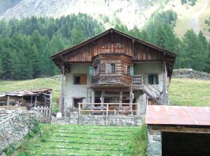 Au hameau de Sissanis