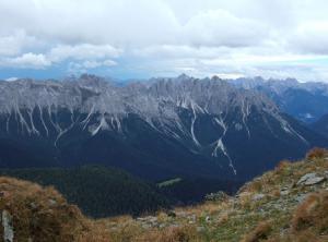 Chaîne Lastroni – Rinaldo (2.473 m)