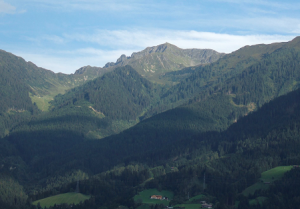 Le Kellerjoch (2.344 m), et la descente sur Schwaz (étape 40)